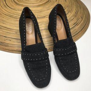Franco Sarto Lance heeled loafers